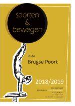 Brochure Brugse Poort Beweegt 2018 2019