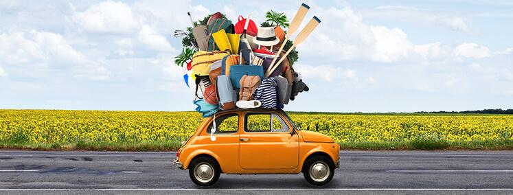 5 tips voor als je op reis vertrekt