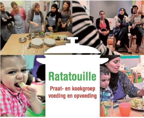 Ratatouille Brugse Poort
